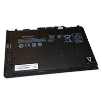 V7 Replacement battery H-687945-001-V7E for selected HP Elitebook notebooks, Battery, HP, Elitebook 9470M, Elitebook Folio 9480