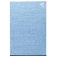 "Seagate One Touch, 4000 GB, 2.5"", 3.2 Gen 1 (3.1 Gen 1), Blue"
