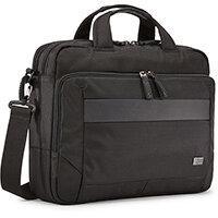 "Case Logic Notion NOTIA-114 Black, Briefcase, 35.6 cm (14""), Shoulder strap, 610 g"