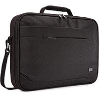 """Case Logic Advantage ADVB-116 Black, Messenger case, 39.6 cm (15.6""""), Shoulder strap, 550 g"""