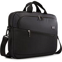 """Case Logic Propel PROPA-114 Black, Briefcase, 35.6 cm (14""""), Shoulder strap, 520 g"""