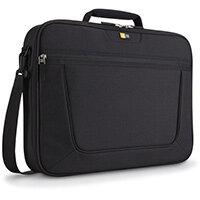 """Case Logic VNCI-215 Black, Messenger case, 39.6 cm (15.6""""), Shoulder strap"""