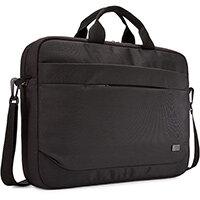"Case Logic Advantage ADVA-117 Black, Sleeve case, 43.9 cm (17.3""), Shoulder strap, 500 g"