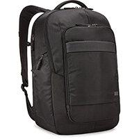 Case Logic Notion NOTIBP-117 Black, City, Unisex, Notebook compartment, Nylon