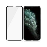 PanzerGlass Apple iPhone Xs Max/11 Pro Max Edge-to-Edge Anti-Bacterial, Clear screen protector, Apple, iPhone Xs Max/11 Pro Max, Scratch resistant, Anti-bacterial, Transparent, 1 pc(s)