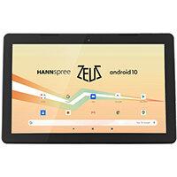 """Hannspree HANNSpad Zeus, 33.8 cm (13.3""""), 1920 x 1080 pixels, 32 GB, 3 GB, Android 10, Black"""