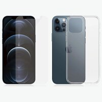 PanzerGlass Apple iPhone 12 Pro Max 360? Protection Anti-Bacterial, Apple, iPhone 12 Pro Max, Scratch resistant, Anti-bacterial, Transparent