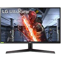 "LG 27GN800-B, 68.6 cm (27""), 2560 x 1440 pixels, Quad HD, 1 ms, Black, Red"