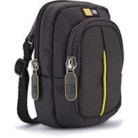 Case Logic DCB-302, Compact case, Any brand, Universal, Black