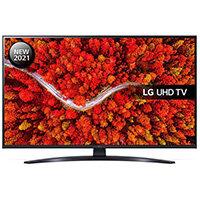 "LG 43UP81006LA, 109.2 cm (43""), 3840 x 2160 pixels, LED, Smart TV, Wi-Fi, Black"