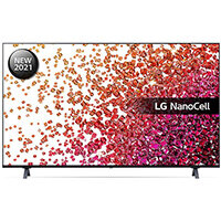 """LG 50NANO756PA, 127 cm (50""""), 3840 x 2160 pixels, NanoCell, Smart TV, Wi-Fi, Black"""