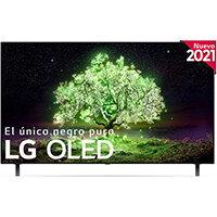 """LG OLED55A16LA, 139.7 cm (55""""), 3840 x 2160 pixels, OLED, Smart TV, Wi-Fi, Black"""