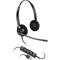 POLY EncorePro HW525 Headset Head-band Black