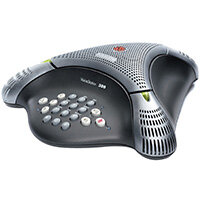 POLY VoiceStation 300 teleconferencing equipment