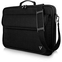 """V7 16"""" Essential Frontloading Laptop Case, Briefcase, 40.9 cm (16.1""""), Shoulder strap, 702 g"""