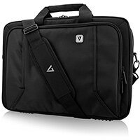 """V7 16"""" Professional Toploading Laptop Case, Briefcase, 39.6 cm (15.6""""), Shoulder strap, 605 g"""