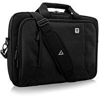 """V7 14"""" Professional Toploading Laptop Case, Briefcase, 35.8 cm (14.1""""), Shoulder strap, 508 g"""