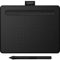 Wacom Intuos S graphic tablet Black 2540 lpi 152 x 95 mm USB