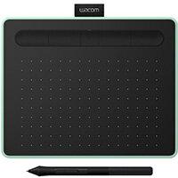 Wacom Intuos S graphic tablet Black, Green 2540 lpi 152 x 95 mm USB/Bluetooth