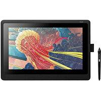 Wacom Cintiq 16 graphic tablet Black 5080 lpi 344.16 x 193.59 mm