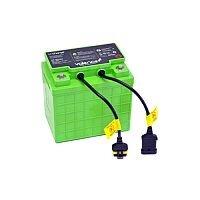 Ergotron 97-618 Medical Equipment Battery 40000 mAh Lithium Iron Phosphate (LiFePO4) 12 V DC Rechargeable