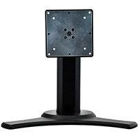 "Hannspree 80-04000004G000, Freestanding, 48.3 cm (19""), 55.9 cm (22""), 100 x 100 mm, Height adjustment, Black"