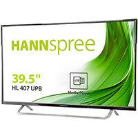 "Hannspree HL407UPB, 100.3 cm (39.5""), VA, 1920 x 1080 pixels, 260 cd/m"