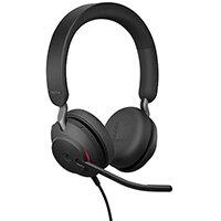 Jabra Evolve2 40 USB-A MS Stereo Headset 706487020042