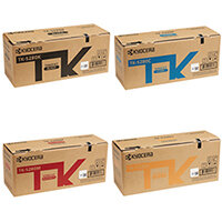 Kyocera Toner Cartridge Yellow TK-5280Y 1T02TWANL0