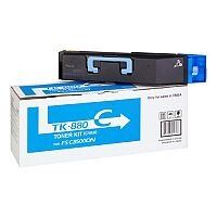 Kyocera FS-C8500DN Toner Cartridge 18K Cyan TK-880C