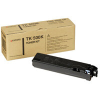 Kyocera FSC5016N Toner Black TK500K Pack of 1