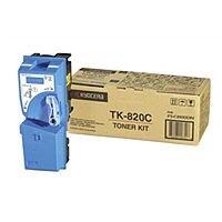 Kyocera FS-C8100DN Laser Toner Cartridge Cyan TK-820C