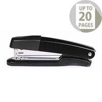 Q-Connect Metal Stapler Full Strip Black