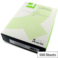A4 100gsm Laid White Premium Business Paper 500 Sheets Q-Connect
