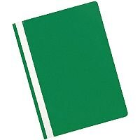 Project Folder A4 Green Pack of 25 Q-Connect KF01456
