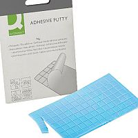 Q-Connect Quick Tac Adhesive Putty Blue 70gm