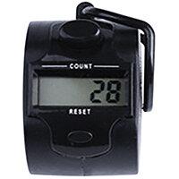 Q-Connect Digital Tally Counter Black KF17285
