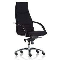 Integra High Back Swivel Office Chair Black