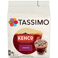 Tassimo Kenco Mocha Pods Pack of 8 4041498