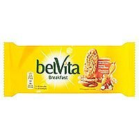 Belvita Breakfast Individually Wrapped. 4 Biscuits Per Pack & 20 Packs Providing 80 Biscuits. Each Biscuit Bursting With Flavours Of Cereal, Honey & Nuts. Ideal For On The Go Breakfast That Provides Up To 4 Hours Of Energy.