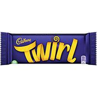 Cadbury Twirl 43g Pack of 48 611498