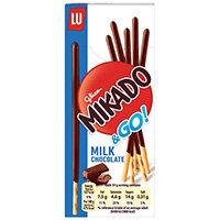 Mikado Milk Sticks Biscuit 39g Pack of 24 750535