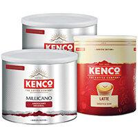 Kenco Millicano 500g Buy 2 Get Free Latte Tin