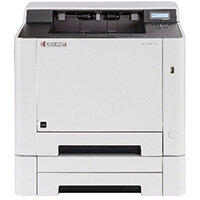 Kyocera ECOSYS P5021cdn A4 Colour Laser Printer - 9600 x 600 dpi - WiFi, USB, AirPrint - 300 Sheets Capacity - 1102RF3NL0