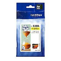 Brother LC3235XL Yellow High Yield Ink Cartridge LC3235XLY
