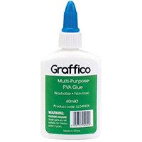 PVA Glue 60ml Pack of 6 WG60