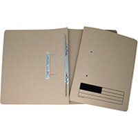 Transfer Files A4 Buff Pack of 50 LL06283