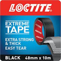 Loctite Extreme Tape 48mm x 10m Black 2628867
