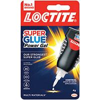 Loctite Control Power Gel Super Glue 4g 2633673