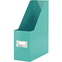 Leitz WOW Click and Store Magazine File Ice Blue 60470051